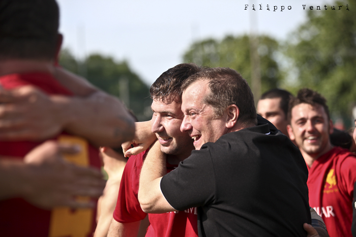 Il Romagna RFC conquista la Serie A (Romagna Rugby VS Rugby Casale) Photo 35