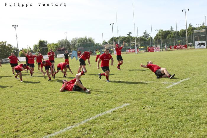 Il Romagna RFC conquista la Serie A (Romagna Rugby VS Rugby Casale) Photo 36