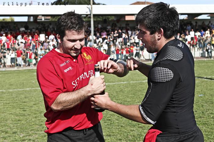 Il Romagna RFC conquista la Serie A (Romagna Rugby VS Rugby Casale) Photo 40