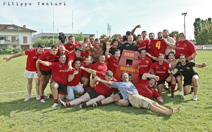 Il Romagna RFC conquista la Serie A (Romagna Rugby VS Rugby Casale) Photo 44