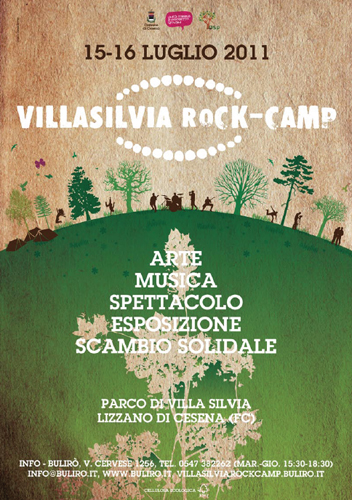 Villa Silvia Rock Camp 2011