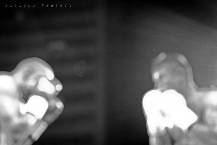 Boxe: Matteo Signani vs Lorenzo Cosseddu (foto 1)
