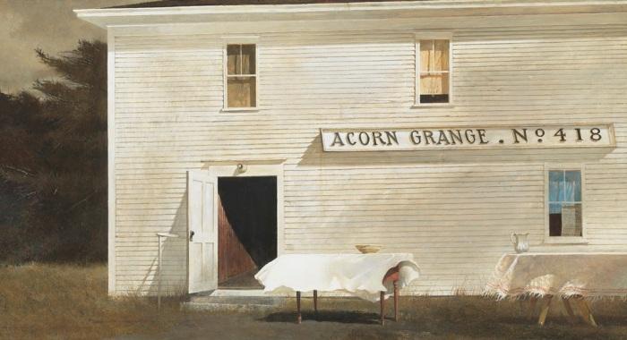 Da Hopper a Warhol, San Marino (2012) - Andrew Wyeth