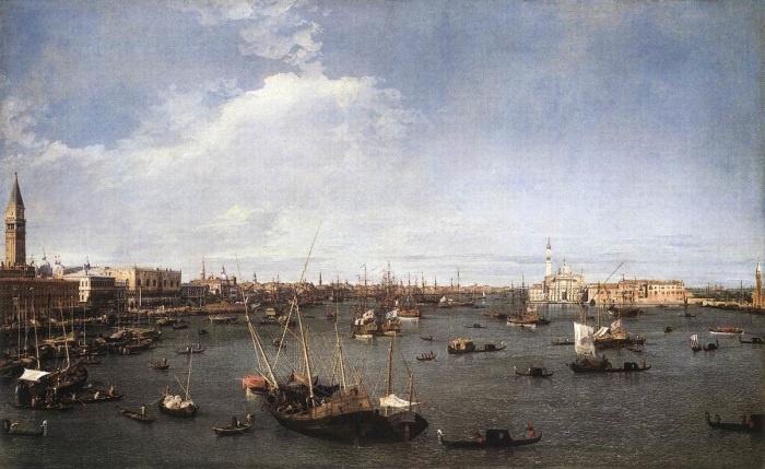 Da Vermeer a Kandinsky, Rimini (2012) - Canaletto