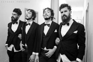 Gli Scontati (Backstage), in Longiano