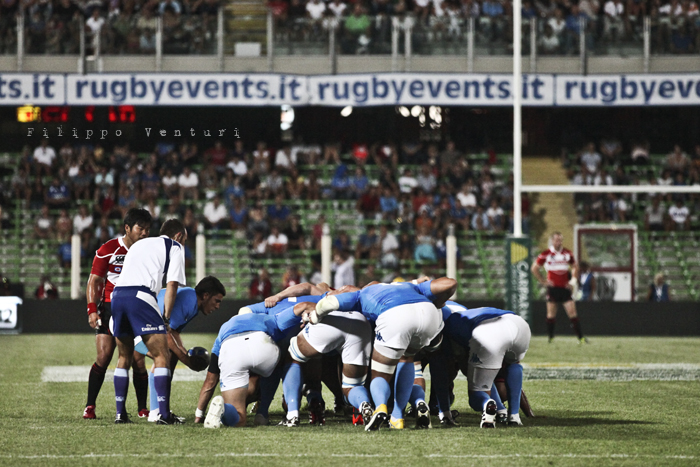 Rugby: Italia-Giappone (Friends for Japan), part 2 (foto 1)