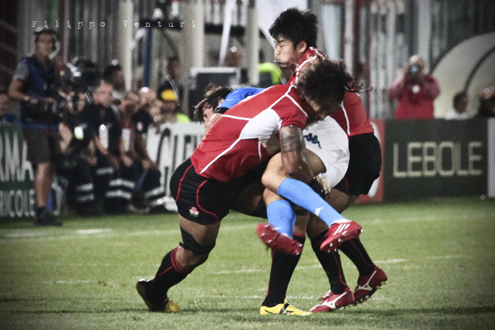 Rugby: Italia-Giappone (Friends for Japan), part 2 (foto 2)