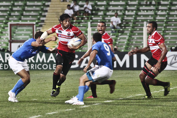 Rugby: Italia-Giappone (Friends for Japan), part 2 (foto 4)