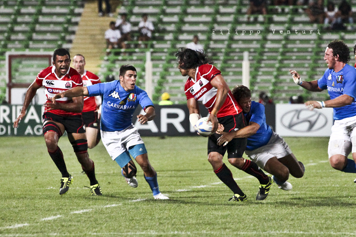 Rugby: Italia-Giappone (Friends for Japan), part 2 (foto 5)