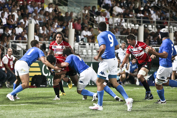 Rugby: Italia-Giappone (Friends for Japan), part 2 (foto 6)