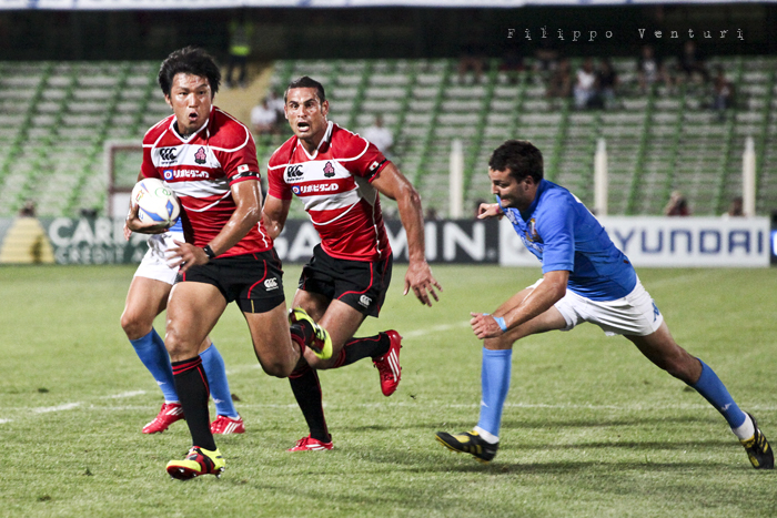 Rugby: Italia-Giappone (Friends for Japan), part 2 (foto 8)