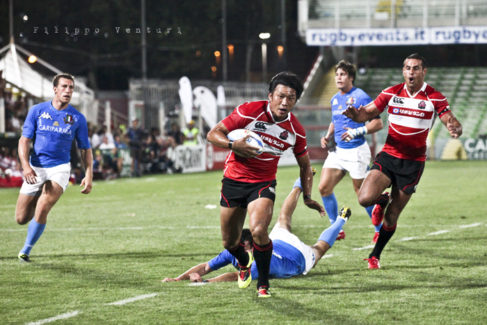 Rugby: Italia-Giappone (Friends for Japan), part 2 (foto 10)