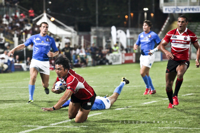 Rugby: Italia-Giappone (Friends for Japan), part 2 (foto 11)