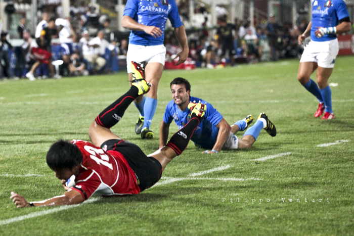 Rugby: Italia-Giappone (Friends for Japan), part 2 (foto 12)