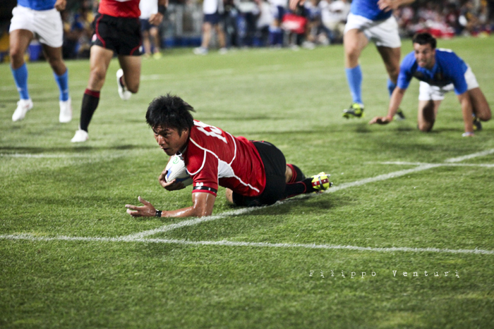 Rugby: Italia-Giappone (Friends for Japan), part 2 (foto 13)