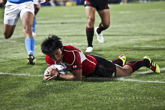 Rugby: Italia-Giappone (Friends for Japan), part 2 (foto 15)