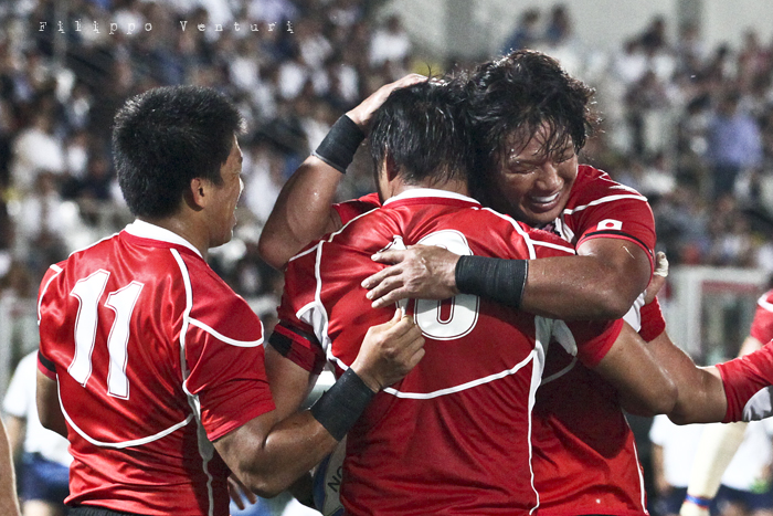 Rugby: Italia-Giappone (Friends for Japan), part 2 (foto 17)