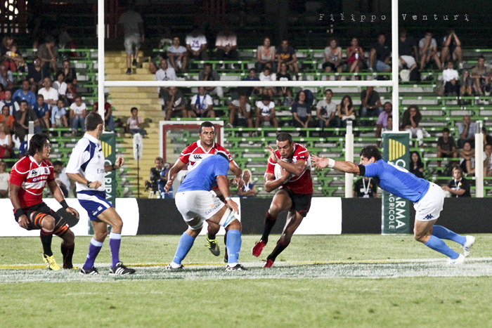 Rugby: Italia-Giappone (Friends for Japan), part 2 (foto 18)