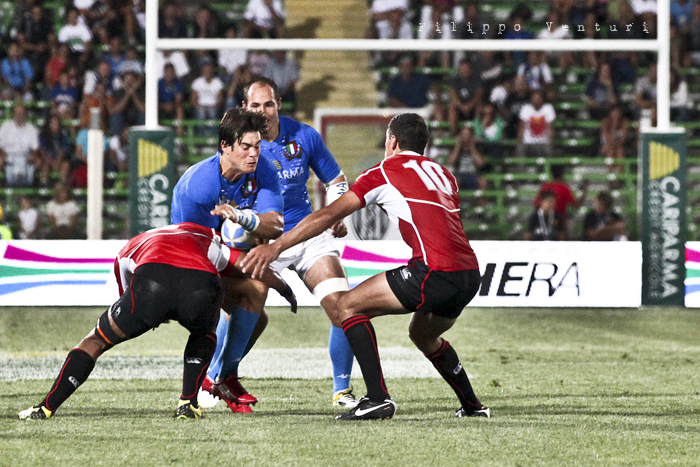 Rugby: Italia-Giappone (Friends for Japan), part 2 (foto 19)