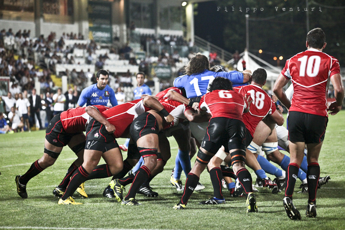 Rugby: Italia-Giappone (Friends for Japan), part 2 (foto 20)