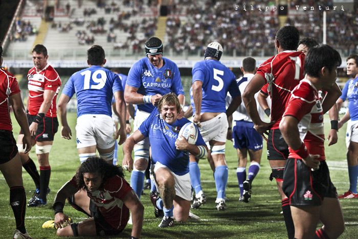 Rugby: Italia-Giappone (Friends for Japan), part 2 (foto 23)