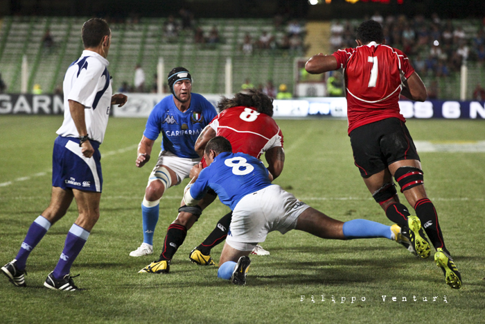 Rugby: Italia-Giappone (Friends for Japan), part 2 (foto 24)