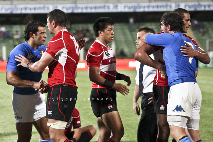 Rugby: Italia-Giappone (Friends for Japan), part 2 (foto 26)