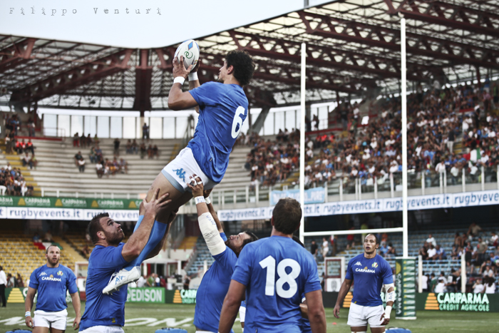 Rugby: Italia-Giappone (Friends for Japan), part 1 (foto 12)