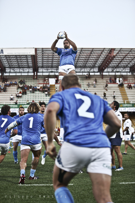 Rugby: Italia-Giappone (Friends for Japan), part 1 (foto 13)