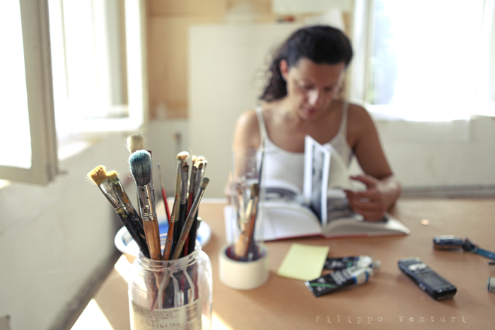 Sabina, atelier (foto 15)