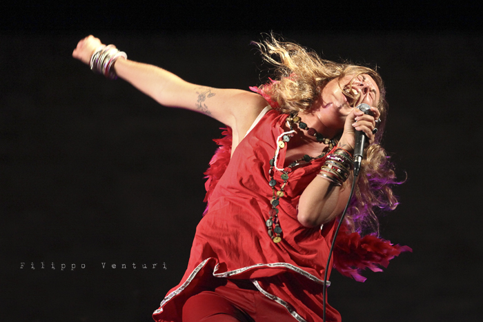 The Rose, Janis Joplin tribute band - Cesena (photo 1)