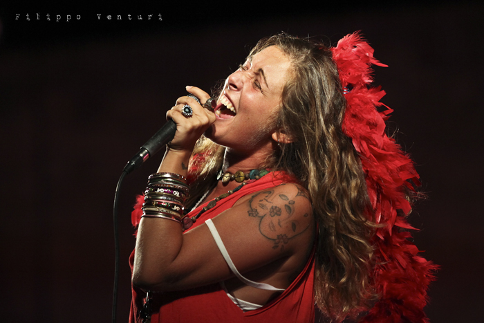 The Rose, Janis Joplin tribute band - Cesena (photo 2)