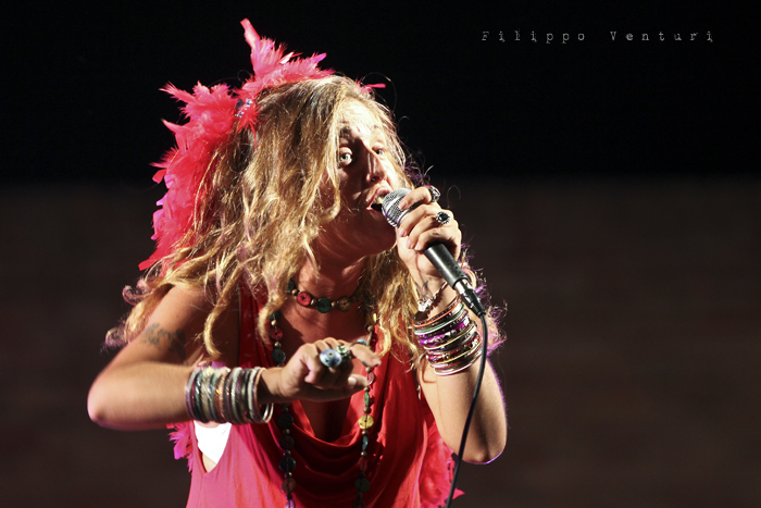 The Rose, Janis Joplin tribute band - Cesena (photo 3)