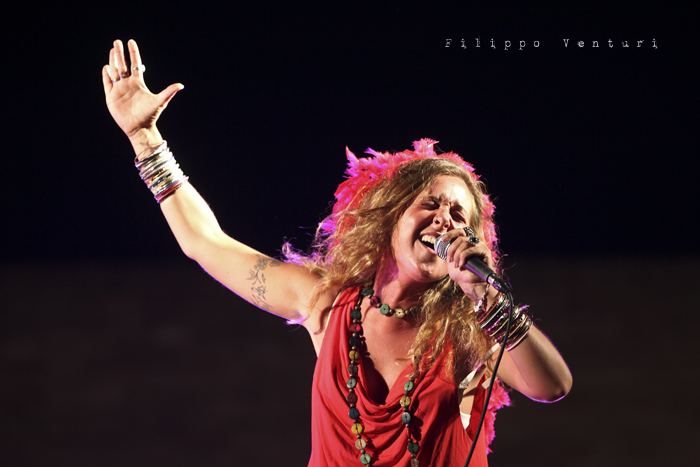 The Rose, Janis Joplin tribute band - Cesena (photo 4)