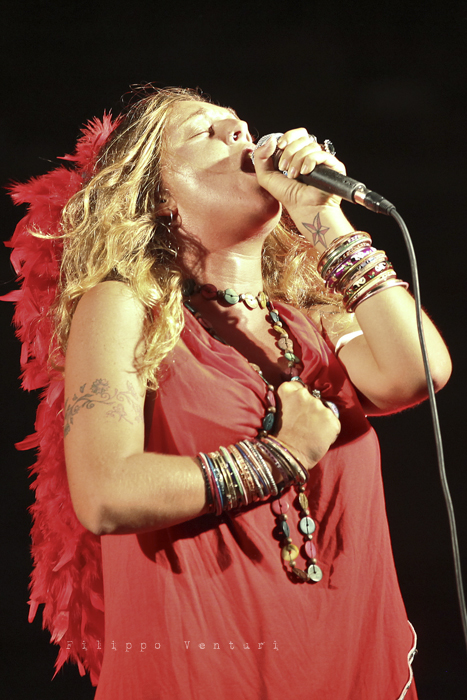 The Rose, Janis Joplin tribute band - Cesena (photo 5)
