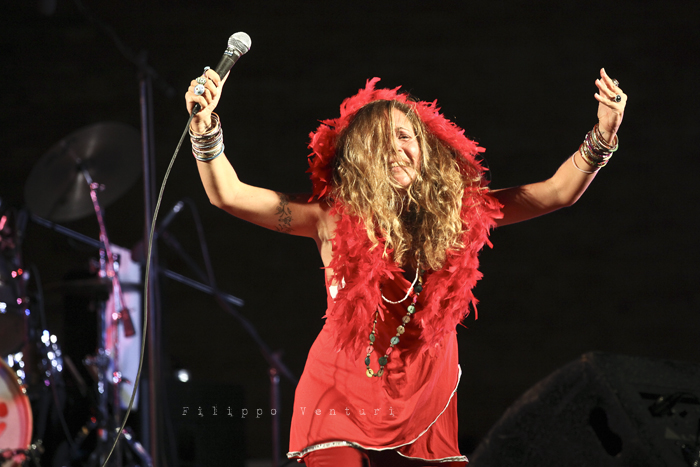 The Rose, Janis Joplin tribute band - Cesena (photo 6)