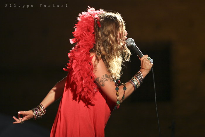 The Rose, Janis Joplin tribute band - Cesena (photo 8)