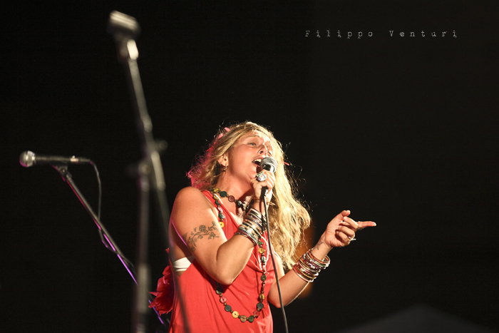 The Rose, Janis Joplin tribute band - Cesena (photo 15)