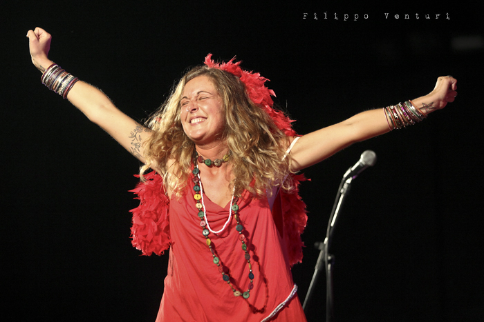 The Rose, Janis Joplin tribute band - Cesena (photo 16)