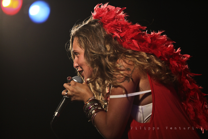 The Rose, Janis Joplin tribute band - Cesena (photo 18)