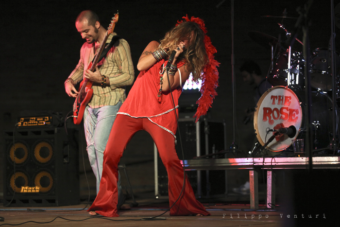 The Rose, Janis Joplin tribute band - Cesena (photo 19)