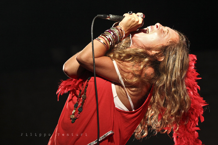 The Rose, Janis Joplin tribute band - Cesena (photo 20)