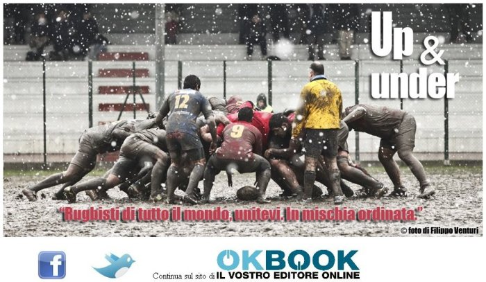 Up & Under. Racconti di rugby di Andrea Pelliccia