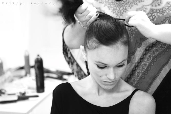 Vogue backstage (photo 1)