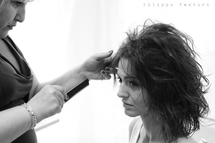 Vogue backstage (photo 5)