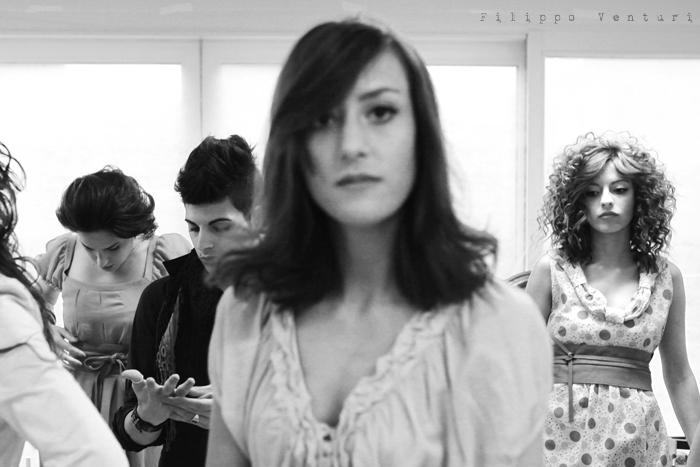 Vogue backstage (photo 9)