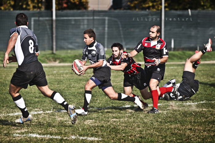 Cesena Rugby VS Stendhal Parma Rugby (foto 2)
