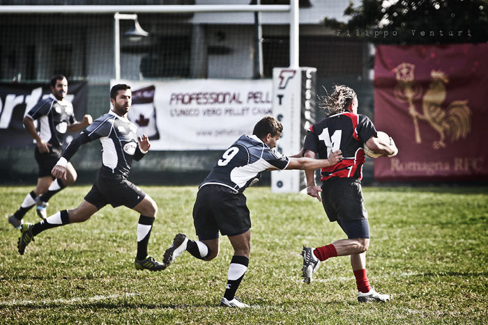 Cesena Rugby VS Stendhal Parma Rugby (foto 3)