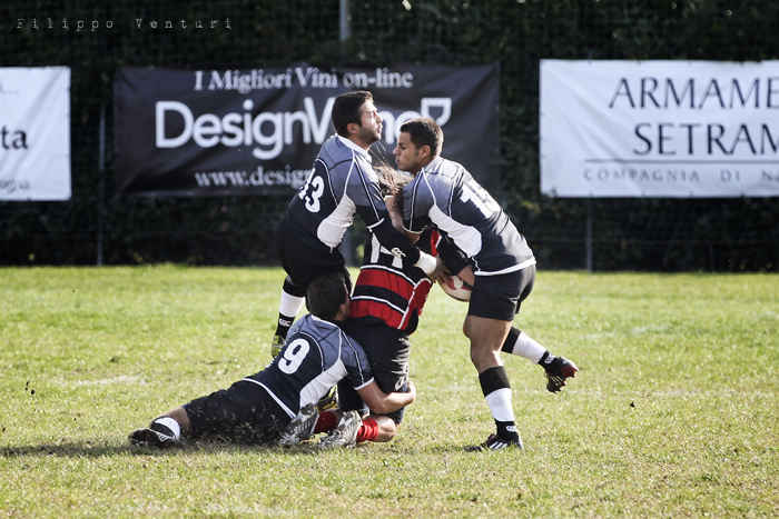Cesena Rugby VS Stendhal Parma Rugby (foto 4)