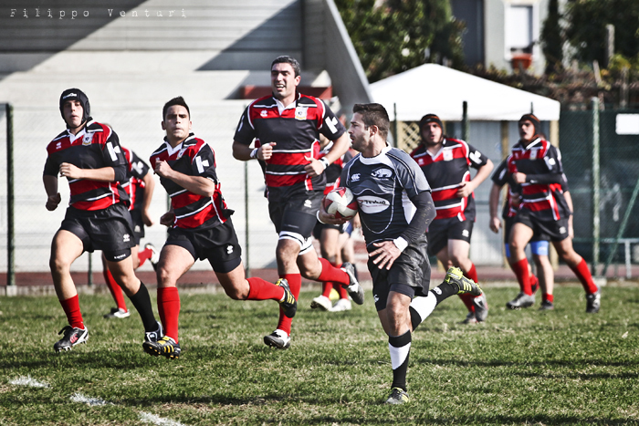 Cesena Rugby VS Stendhal Parma Rugby (foto 5)
